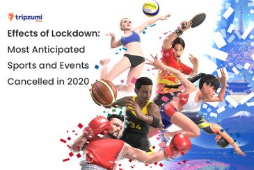 Effects of Lockdown Most Anticipated Sports and Events Cancelled in 2020