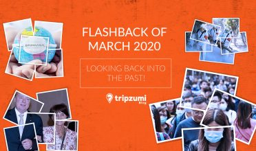 Looking back into the past March 2020