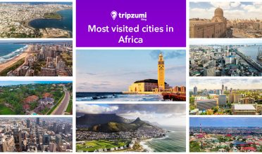 MOST VISITED CITIES IN AFRICA