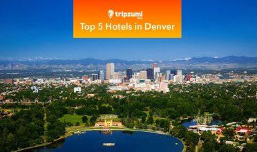 Top 5 Hotels in Denver
