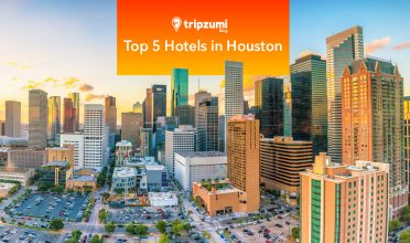 Top 5 hotels in Houston