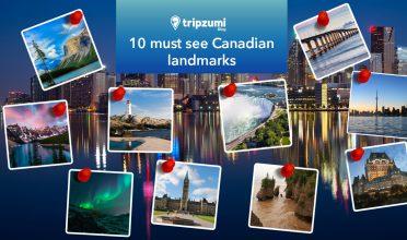 10 must see Canadian landmarks