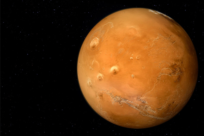 A step furthered in human exploration of the red planet