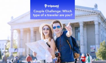 Couple Challenge: Which type of a traveler are you? Go by the list (OR) Go by your heart