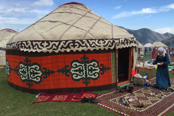 Enjoy Kyrgyz Hospitality