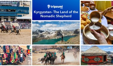 Kyrgyzstan- The Land of the Nomadic Shepherd