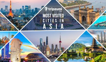 Most Visited Cities in Asia
