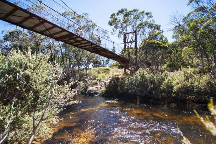 Tredbo river track