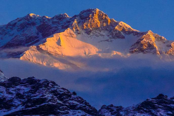kanchenjunga mountain_Darjeeling