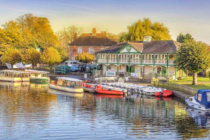 Stratford-upon-Avon, England, UK