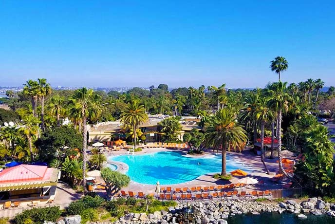 Paradise Point resort & spa San Diego